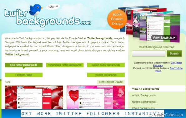 twitr-backgrouds